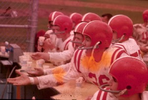 #36 after a Tappan Zee home game in 1962