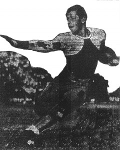 Greene was dangerous runner for Coronado's once-beaten Islanders in 1929.