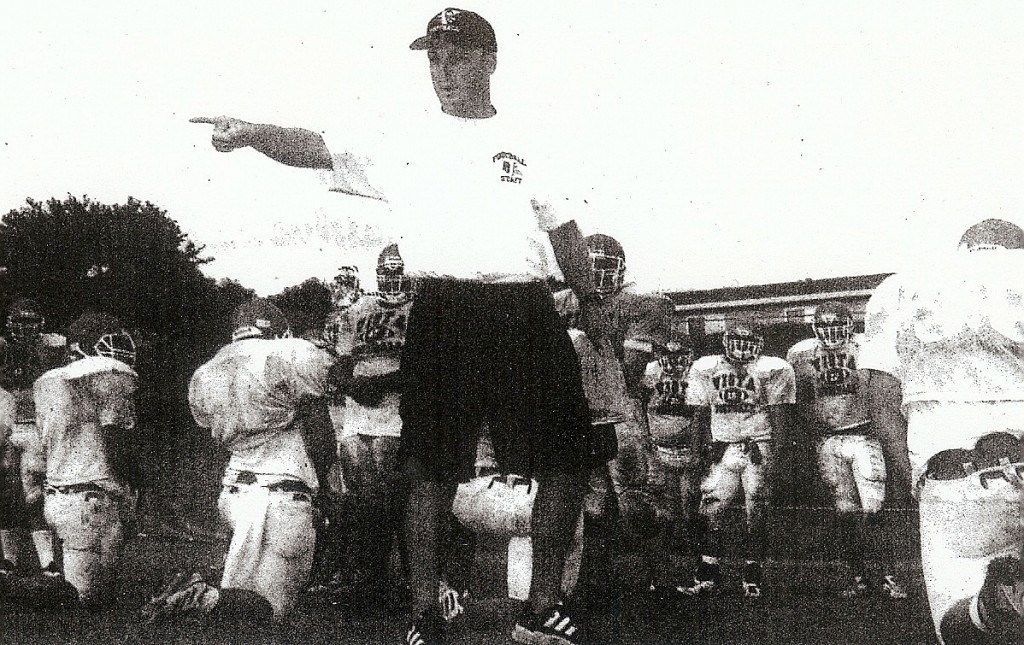 Hauser became head coach at Vista, his alma-mater.