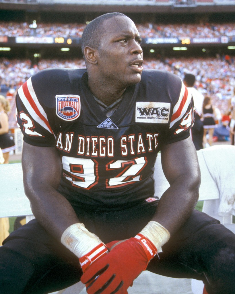 Glover, holding sway as standout San Diego State defender. had outstanding prep, collegiate, and professional career.