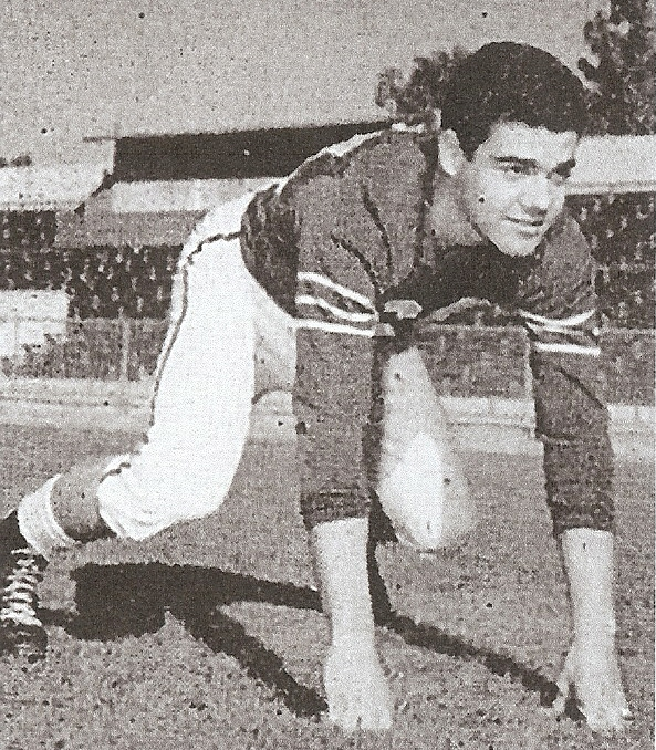 Dunnam was starting guard on 8-2 Cardinals team in 1956.