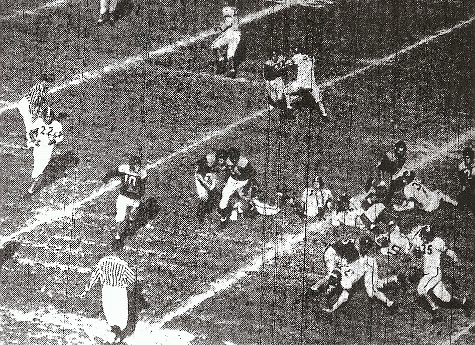 Bob Miller (35) wasn't enough for Hoover, upset by Point Loma, which was shocked by Chula Vista.