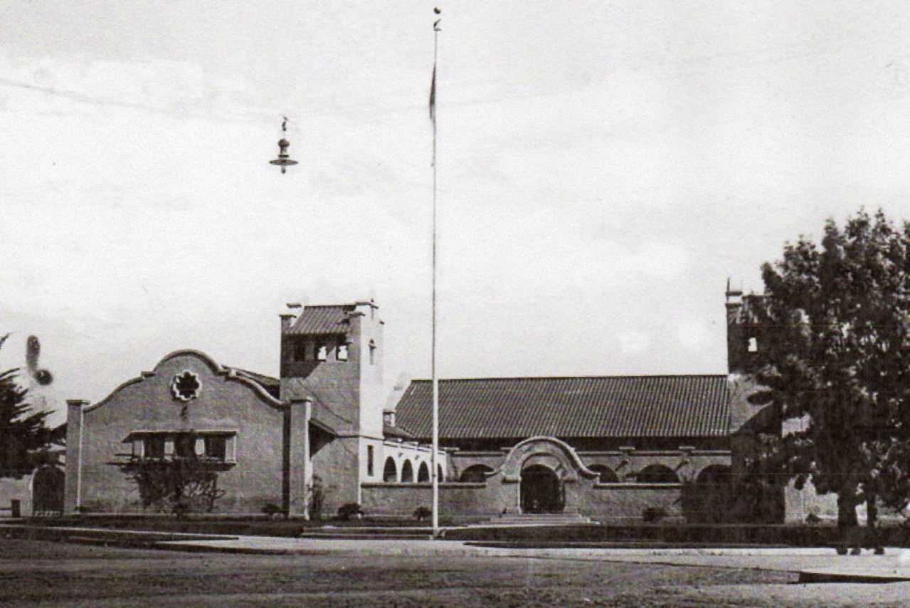 Sweetwater was known as National City High School when it opened in 1907.